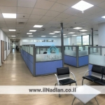 משרדים בנוף הגליל